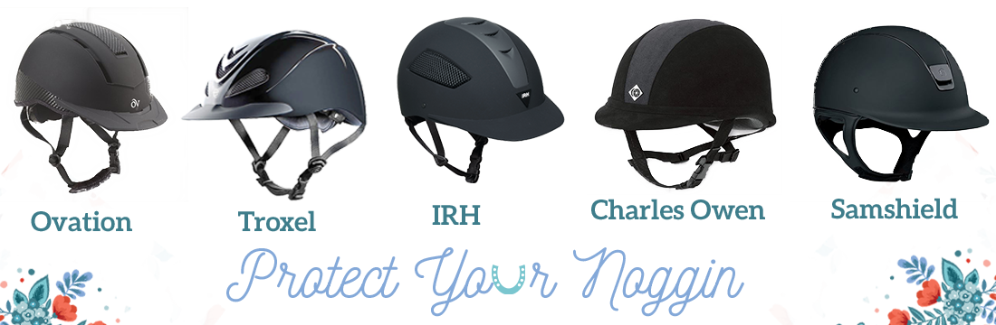 Helmets for Horseback Riding - Protect Your Noggin!