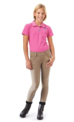 Shop Ovation Kids Hunter Seat Breeches